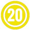 20mg Extra Silná