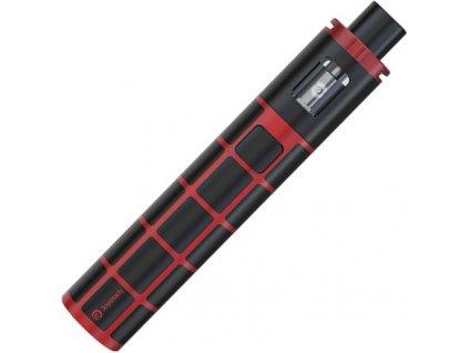 Joyetech eGo ONE TFTA elektronická cigareta 2300mAh Black-Red  + Spinner zdarma