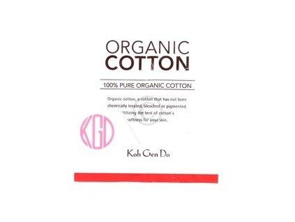 Muji Japanes 100% Cotton 1x 6x8cm